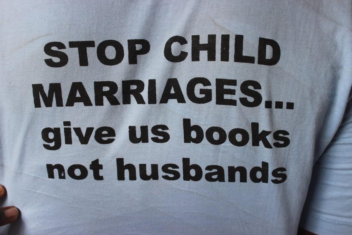 Causas del matrimonio infantil